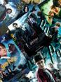 La saga d'Harry Potter film