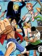 One piece l'équipage de luffy